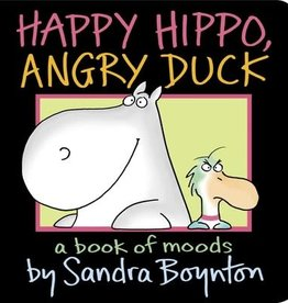 Simon & Schuster Happy Hippo, Angry Duck: A Book of Moods
