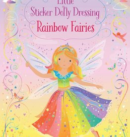 EDC Publishing Little Sticker Dolly Dressing Rainbow Fairy