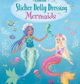 EDC Publishing Sticker Dolly Dressing Mermaids
