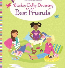 EDC Publishing Sticker Dolly Dressing Best Friends