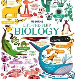 EDC Publishing Lift-the-Flap: Biology
