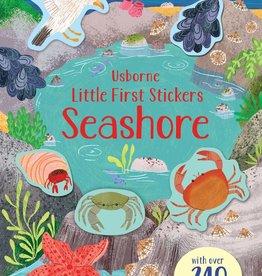 EDC Publishing Little Sticker Book: Seashore