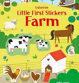 EDC Publishing Little Sticker Book: Farm