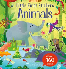 EDC Publishing Little Sticker: Animals