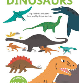 Chronicle Books Ultimate Spotlight: Dinosaurs