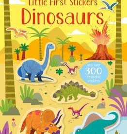 EDC Publishing Little Stickers: Dinosaurs