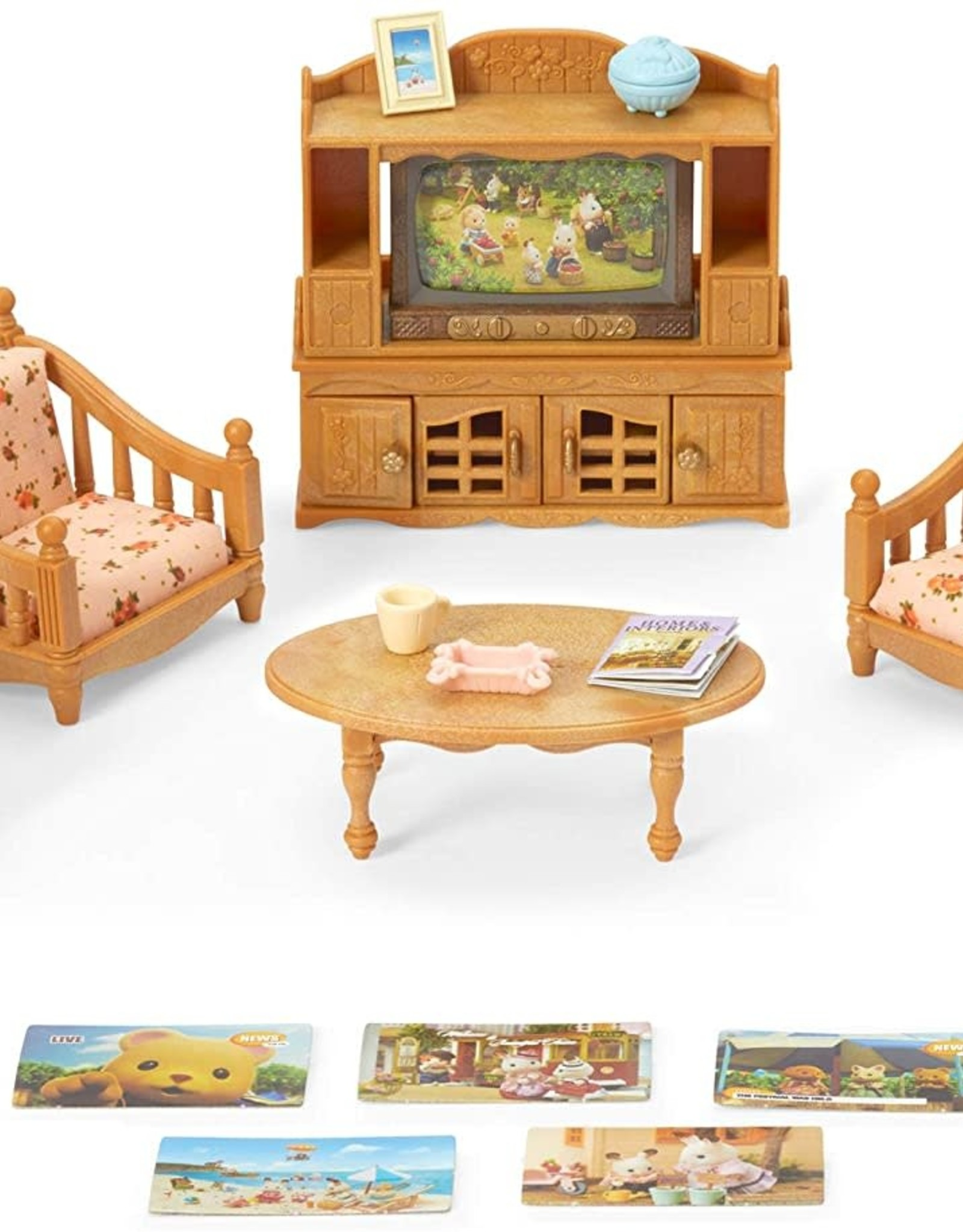 Epoch Everlasting Play Comfy Living Room Set