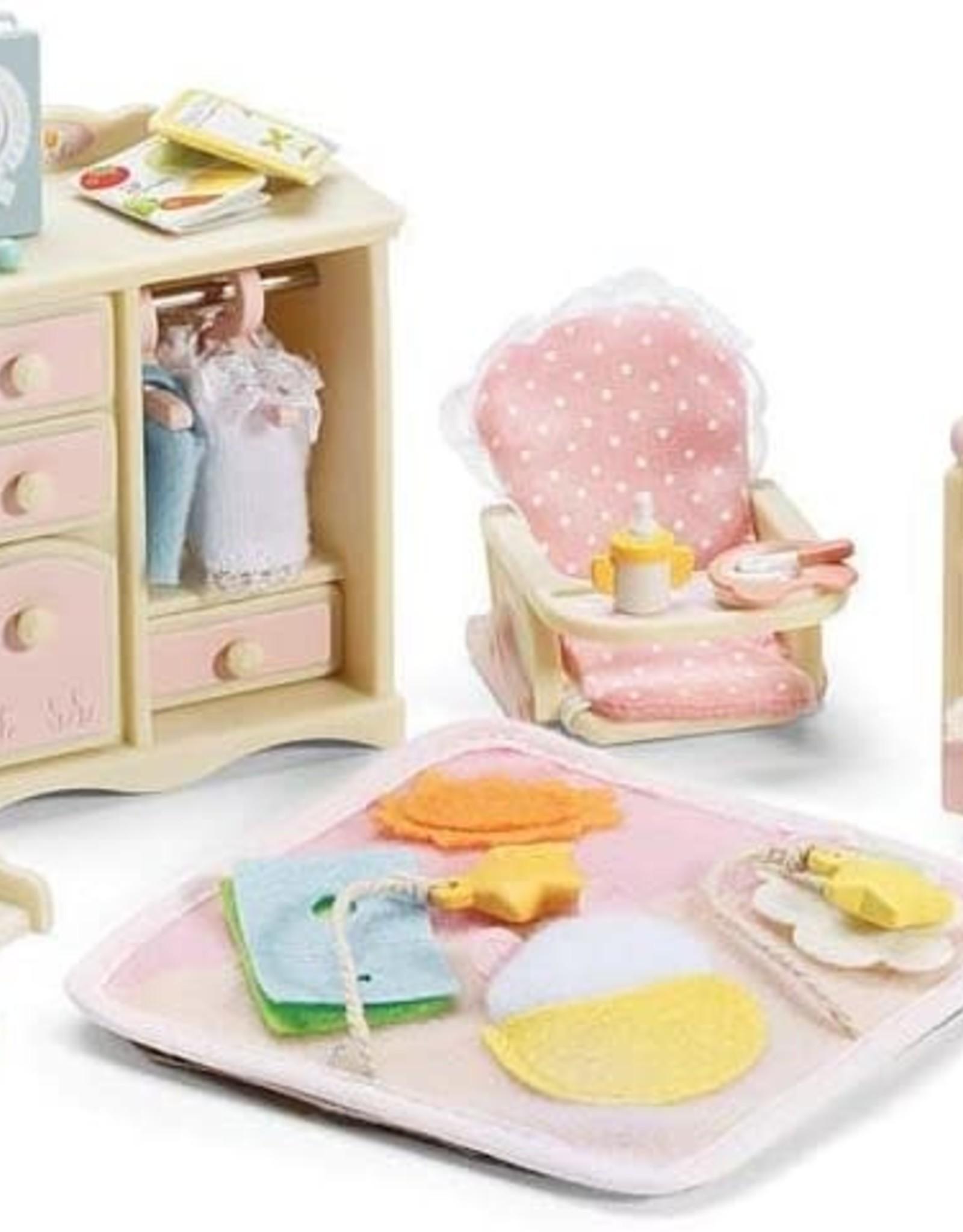 Epoch Everlasting Play Baby Nursery Set