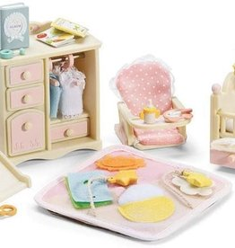 Epoch Everlasting Play Baby Nursery Set
