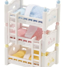 Epoch Everlasting Play Triple Baby Bunk Bed