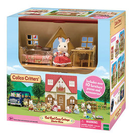 Epoch Everlasting Play Red Roof Cozy Cottage Starter Home