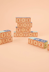 Uncle Goose Classic Lowercase ABC Blocks