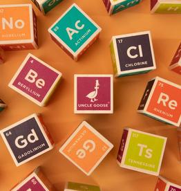 Uncle Goose Periodic Table Blocks