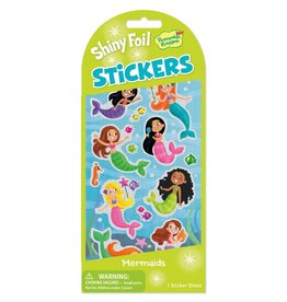 Peaceable Kingdom Mermaids Foil Stickers