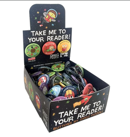 Badge Bomb Button: Take me to Your Reader