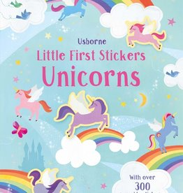 EDC Publishing Little Stickers: Unicorns