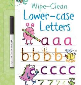 EDC Publishing Wipe-Clean Lower-case Letters