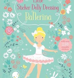 EDC Publishing Little Sticker Dolly Dressing: Ballerinas