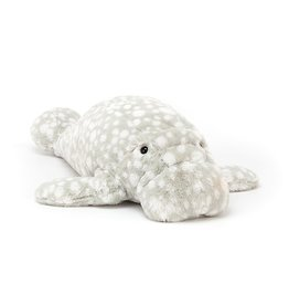 Jellycat Billow Manatee: Little 14""
