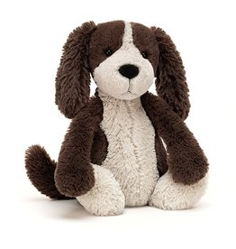 Jellycat Bashful Fudge Puppy: Large 15""