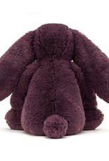 Jellycat Bashful Plum Bunny: Large 15""