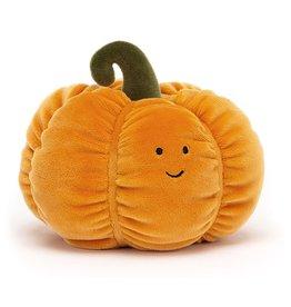 "Jellycat Vivacious Vegetable Pumpkin 6"""