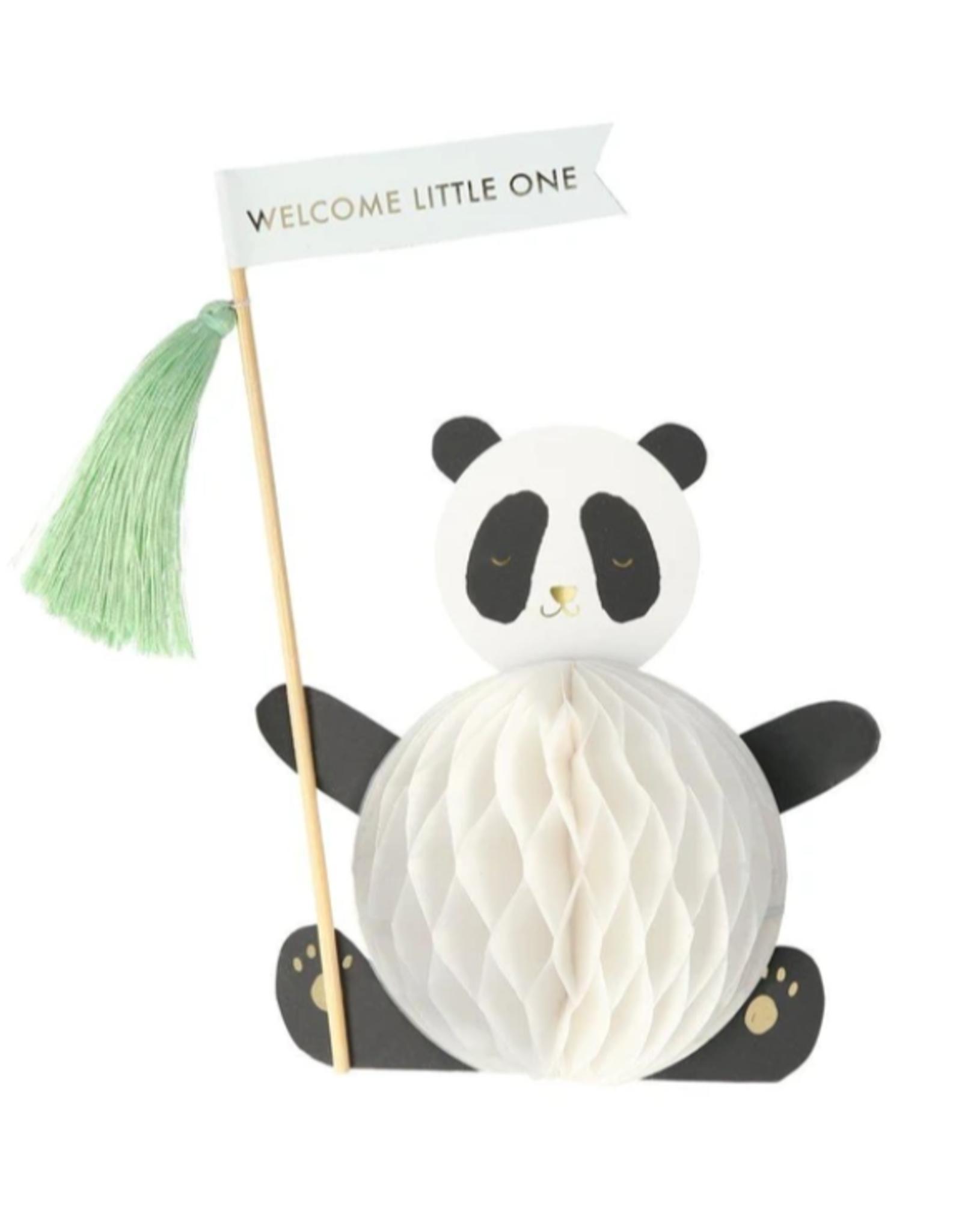 Meri Meri Card: Baby Panda Stand Up