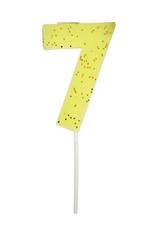 Meri Meri Candle: #7