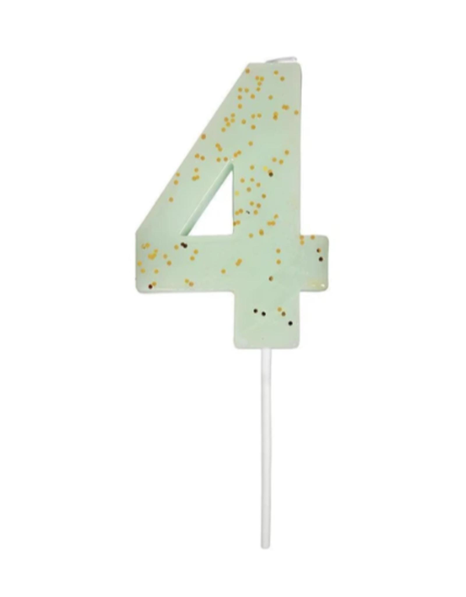 Meri Meri Candle: #4