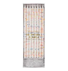 Meri Meri Candle: Birthday confetti