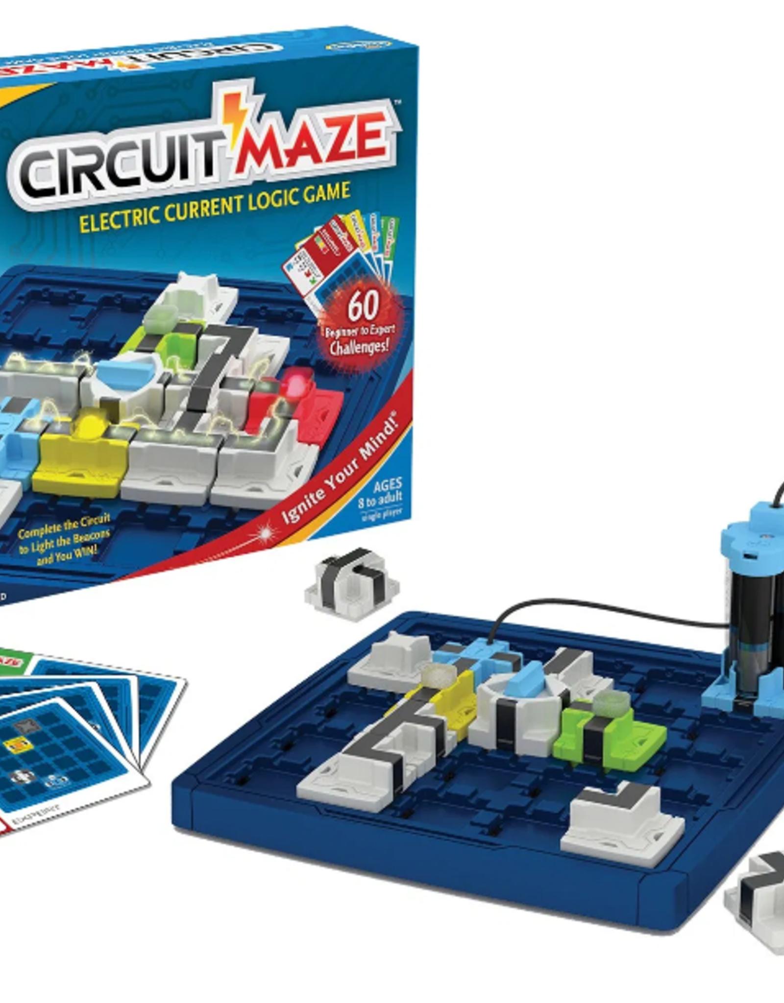 Think Fun Circuit Maze