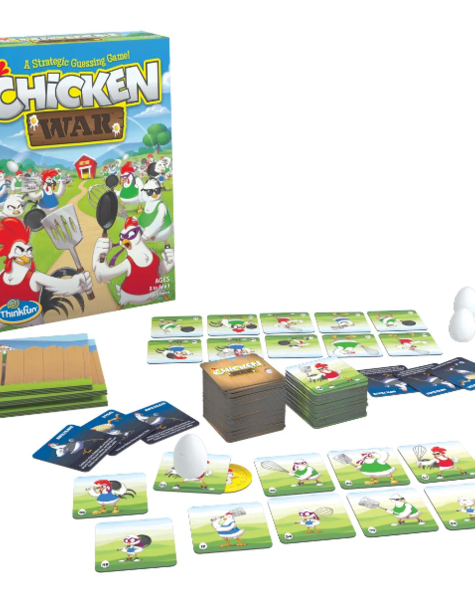 Think Fun Chicken War