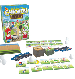 Think Fun Chicken War