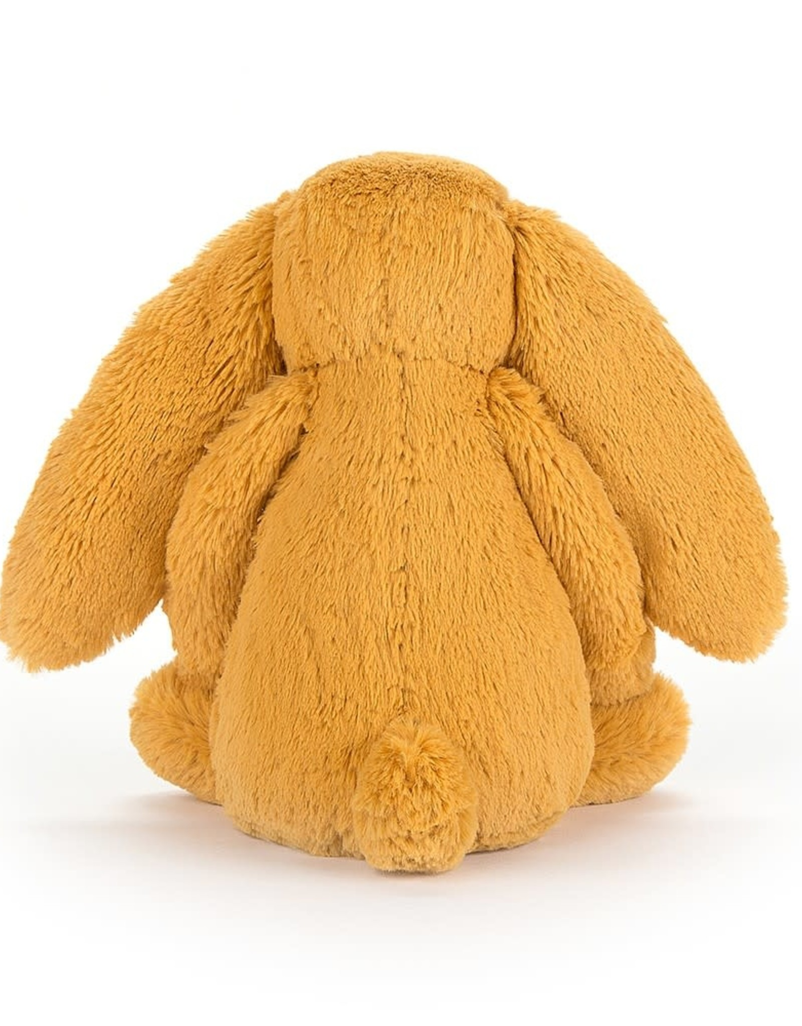 "Jellycat Bashful Saffron Bunny: Medium 12"""