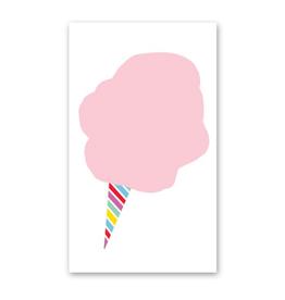 Rock Paper Scissors Enclosure Card: Cotton Candy