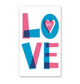 Rock Paper Scissors Enclosure Card: Big Love