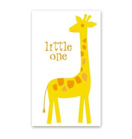 Rock Paper Scissors Enclosure Card: Mod Giraffe