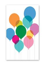 Rock Paper Scissors Enclosure Card: Balloons