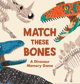 Chronicle Books Match These Bones