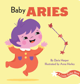 Chronicle Books A Little Zodiac Book: Baby Aries