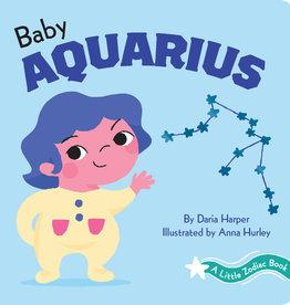 Chronicle Books A Little Zodiac Book: Baby Aquarius