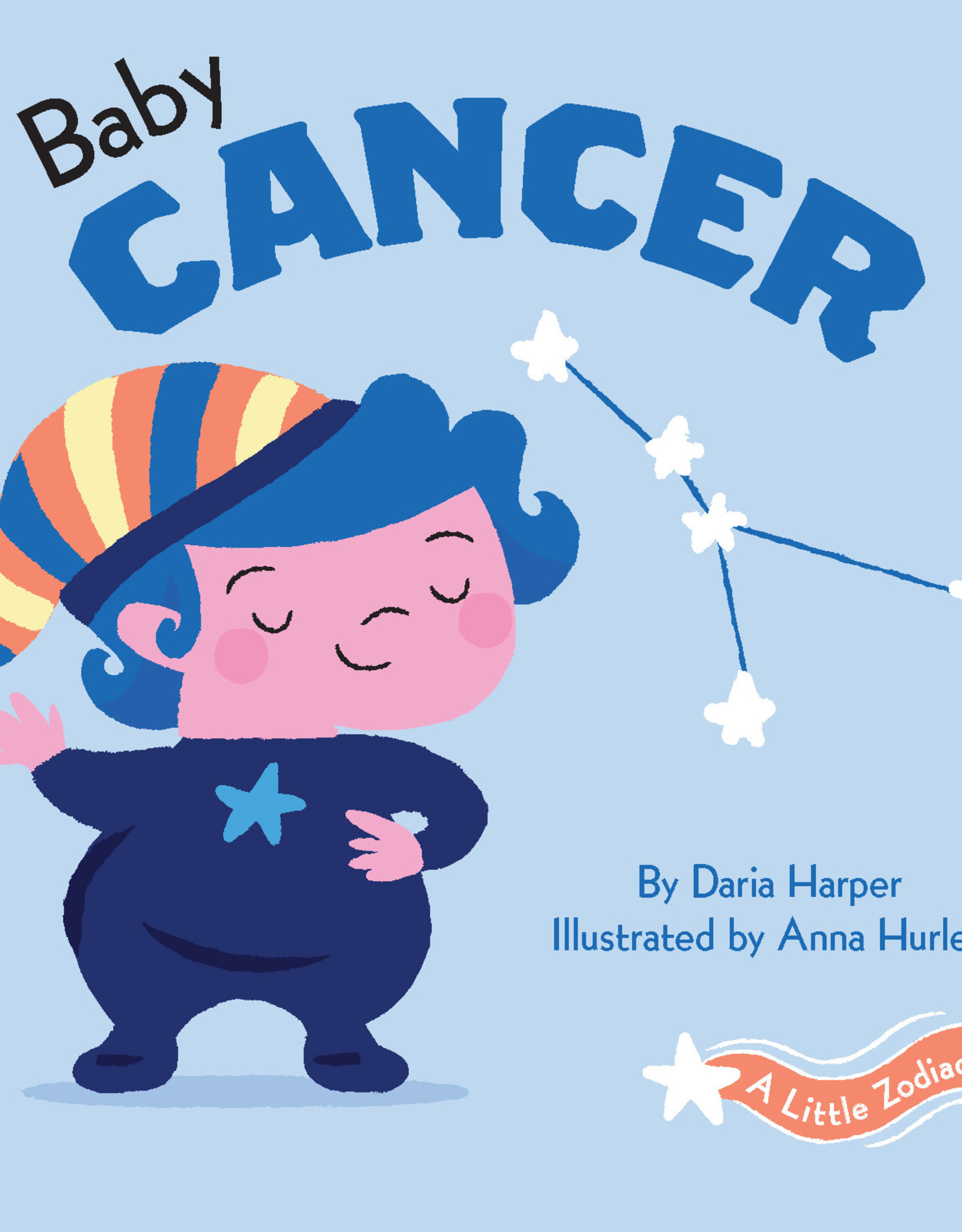 Chronicle Books A Little Zodiac Book: Baby Cancer