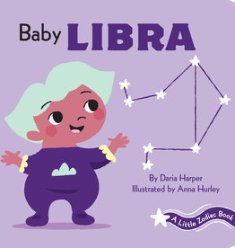 Chronicle Books A Little Zodiac Book: Baby Libra