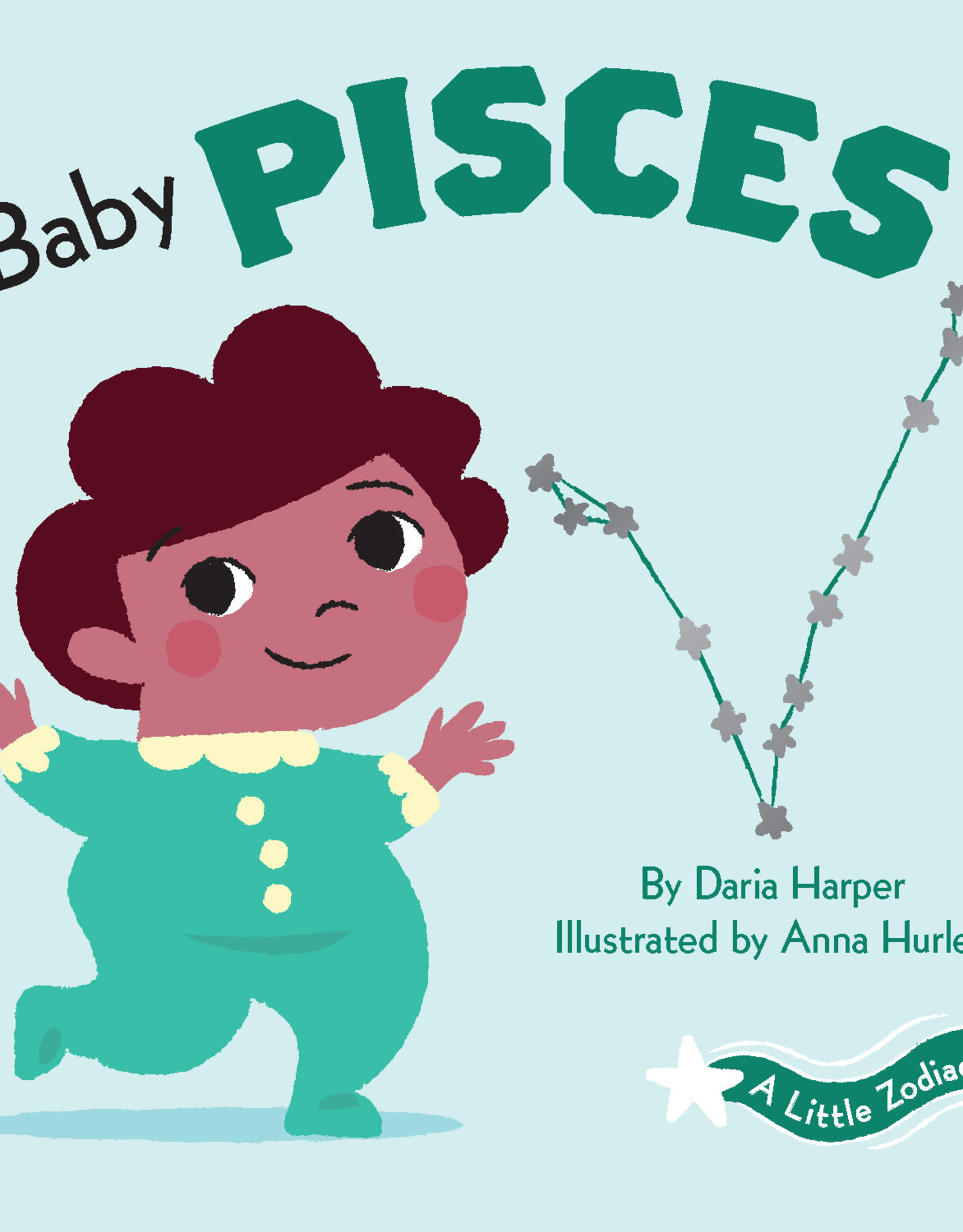 Chronicle Books A Little Zodiac Book: Baby Pisces