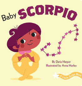 Chronicle Books A Little Zodiac Book: Baby Scorpio
