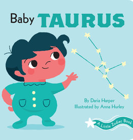 Chronicle Books A Little Zodiac Book: Baby Taurus
