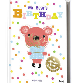 Chronicle Books Mr Bears Birthday