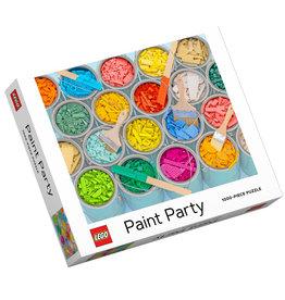 Chronicle Books 1000pc Puzzle: LEGO Paint Party