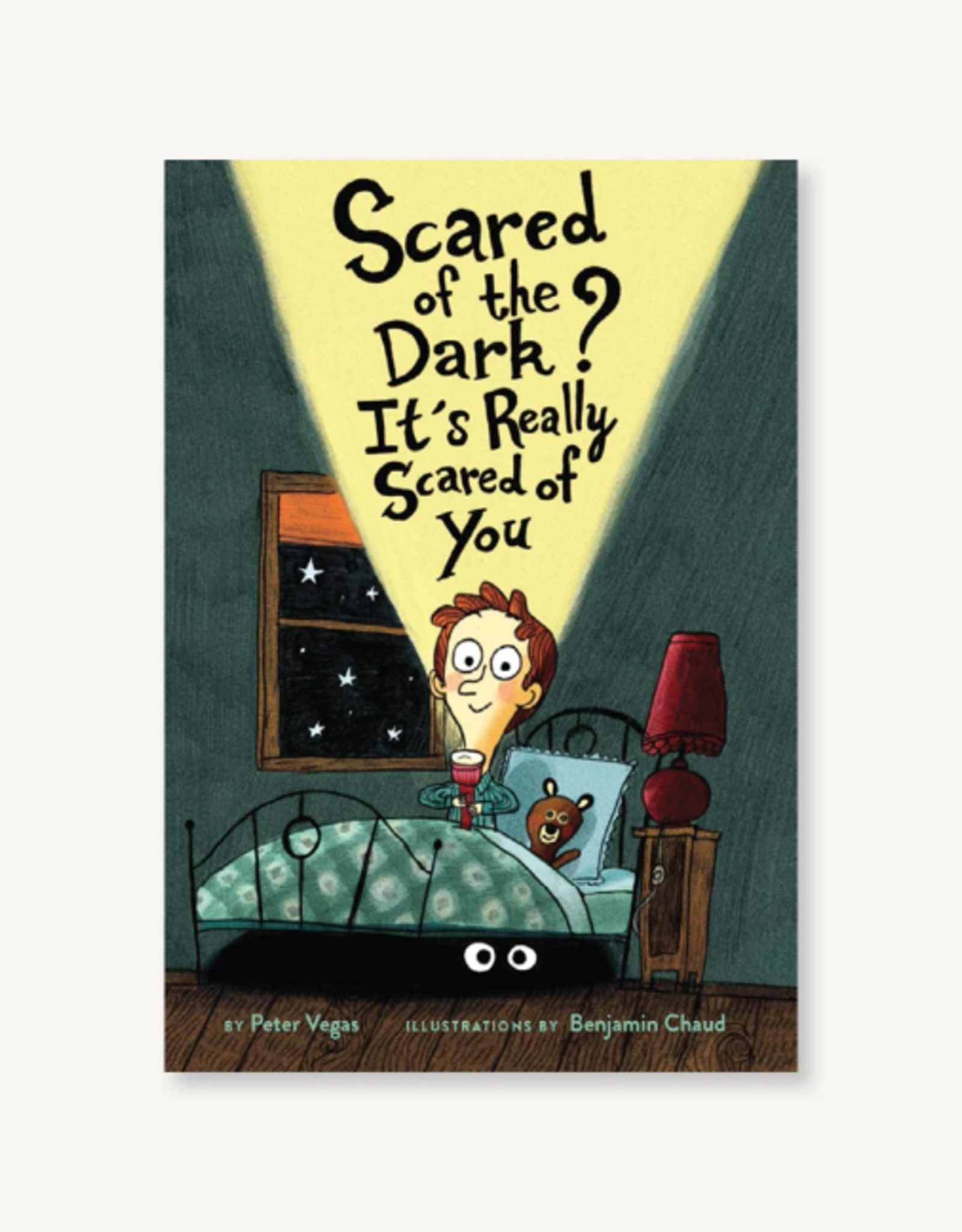 Chronicle Books Scared of the Dark? It's Really Scared of You