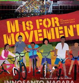 Random House/Penguin M is for Movement